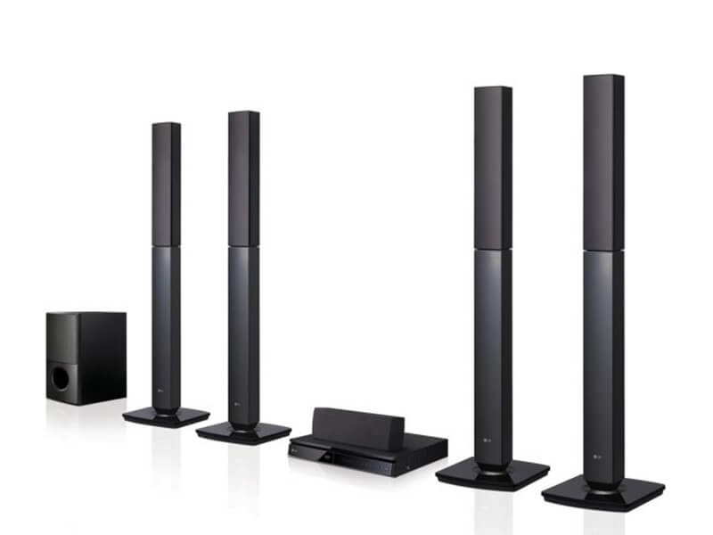 LG Home Theater System LHD657