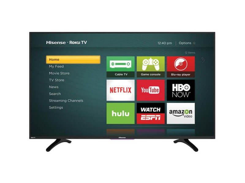 Hisense 40 Inch Smart TV