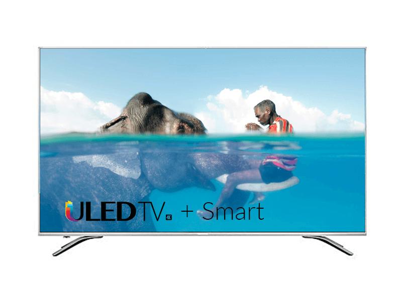 Hisense 55 Inch UHD 4K Smart TV - 55A6100UW