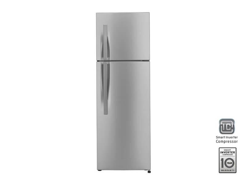 LG Fridge 284 Litre GL-N332RL EVERCOOL and Smart Inverter