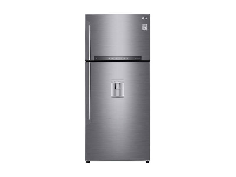 LG Double Door 547 L Fridge with dispenser GN-F702HLHU