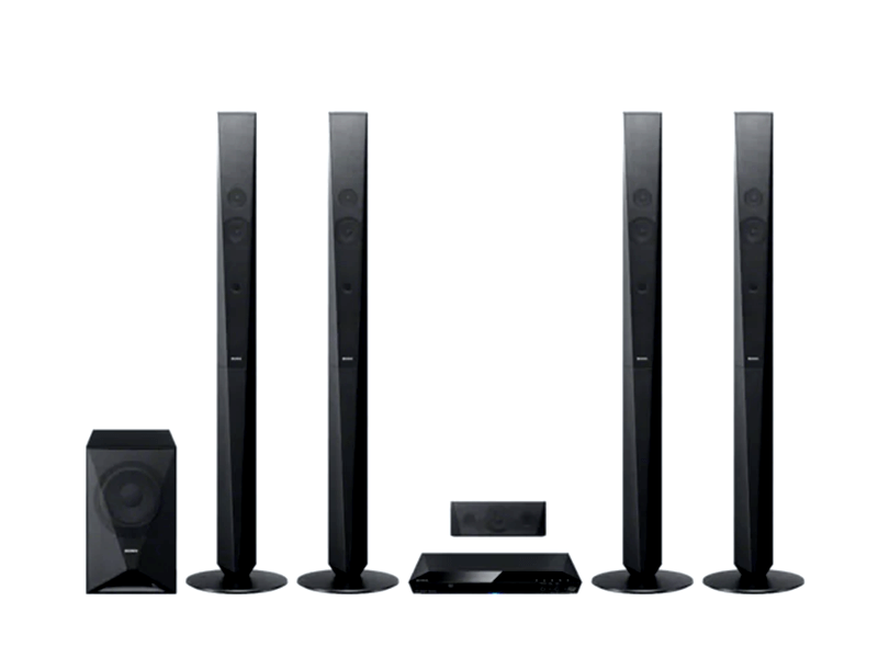 DVD Home Cinema System With Bluetooth® DAVDZ950
